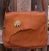 Handmade Bison Leather Purse