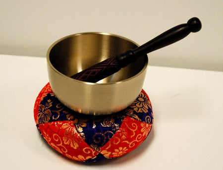 Japanese Rin Gong Singing Bowl - Root Chakra