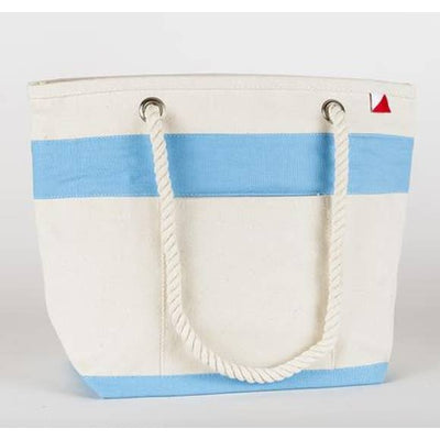 Pink or Blue Marine Tote by Shorebags