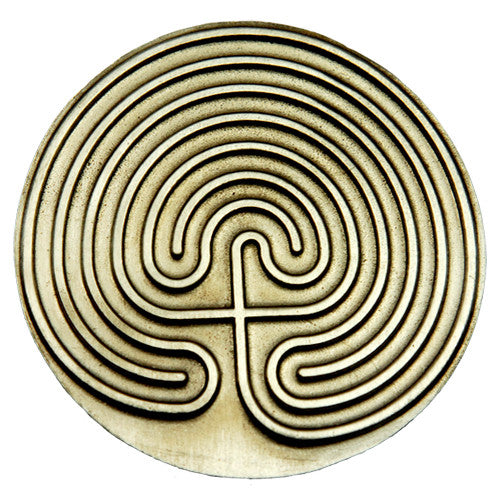 Cretan Meditation Labyrinth