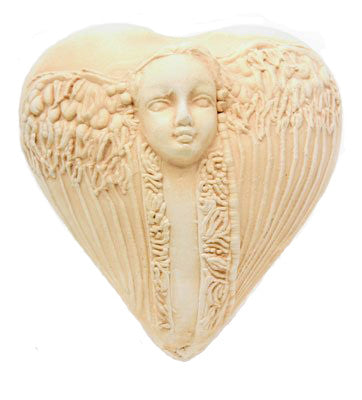 Angel Heart Spirit Rattle