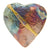Starry Night Heart Spirit Rattle