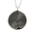 Cretan Meditation Labyrinth Pendant