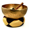 Seven Metal Singing Bowl Throat Chakra Large Singing Bowl