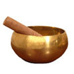 Third Eye Chakra Singing Bowl