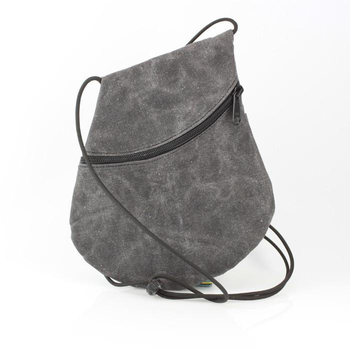 26b539d8d6be Bison Leather Handmade Bag with Touchstone - Whisperingtree.net