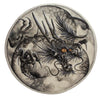 Handmade Dragon Spirit Shaman Drum 15 Inch