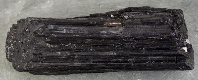 Huge Black Tourmaline Log 4lbs