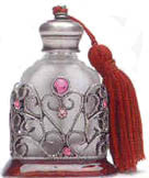Heart Perfume Bottle