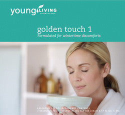 Young Living Golden Touch Immune Support Kit