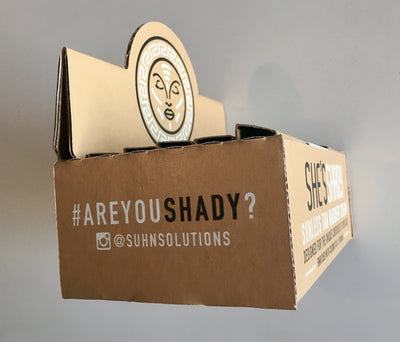 She's Shady Wholesale Display Box (15 Units)