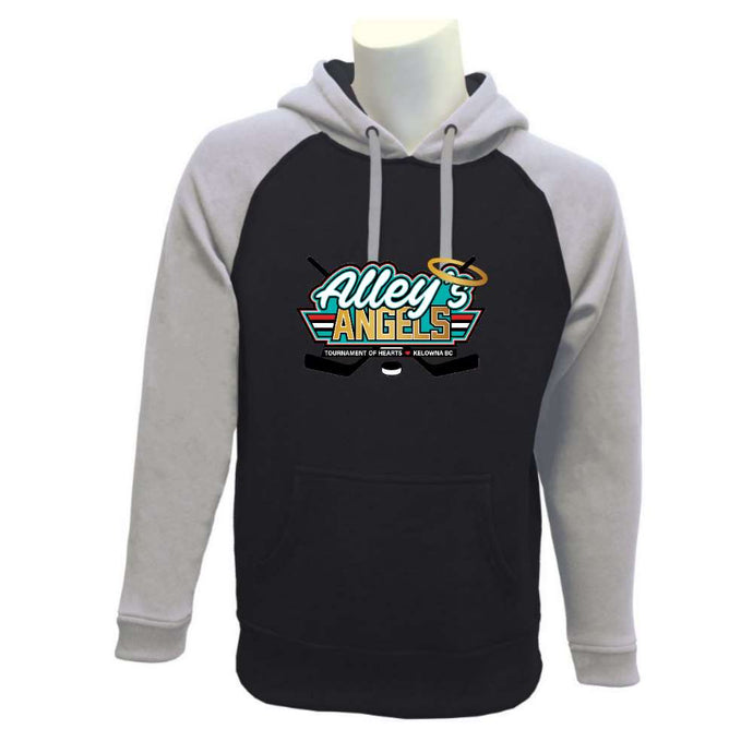 Alley's Angels Tournament 2-Tone Hoodie - Youth