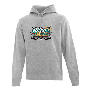 Alley's Angels Tournament Hoodie - Adult