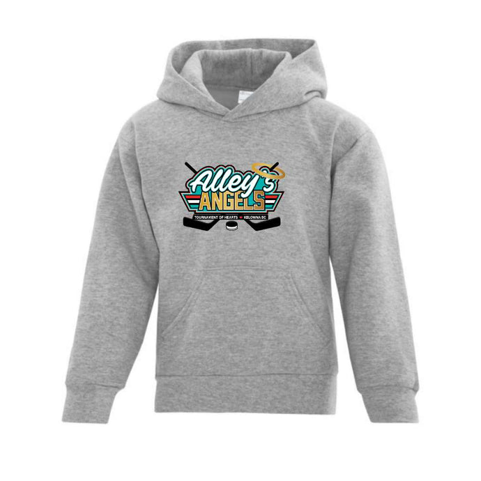Alley's Angels Tournament Hoodie - Youth