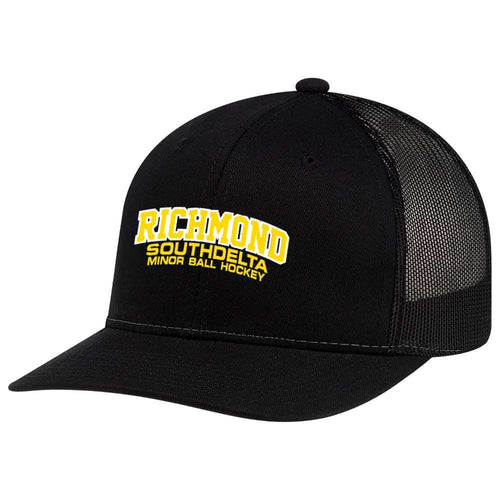 Richmond South Delta Minor Ball Hockey Player Hat