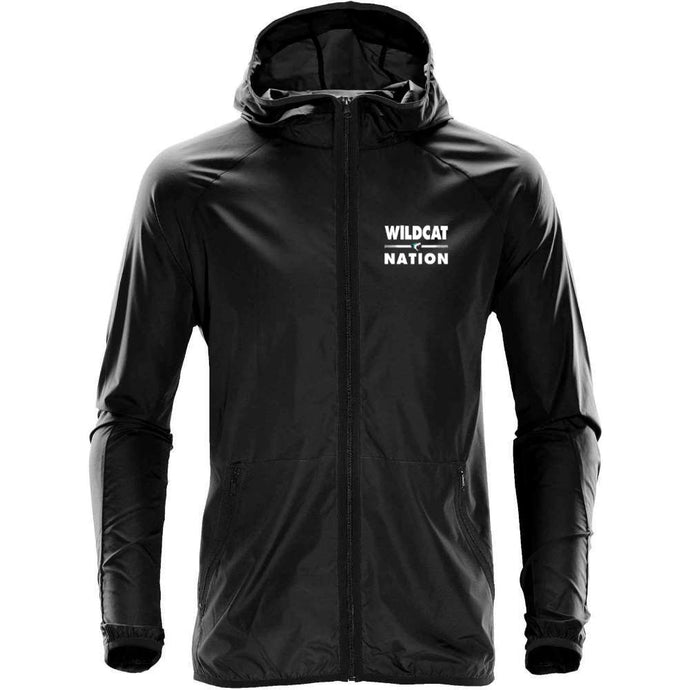 Vancouver Minor Softball Wildcats Lightweight Hooded Shell - Mens
