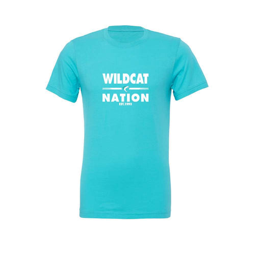 Vancouver Minor Softball Tee Short Sleeve - Wildcat Nation - Adult