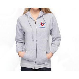 FH - Core Heavy Fleece Zip Hoodie - Ladies