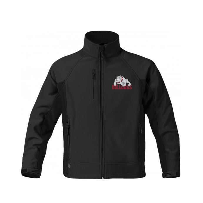 Bulldogs Insulated Soft Shell Jacket - Youth