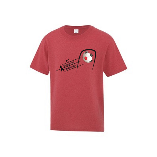 FC Memorial Challenge T-Shirt - Youth