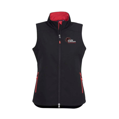 Stroke Outreach Geneva Vest - Ladies