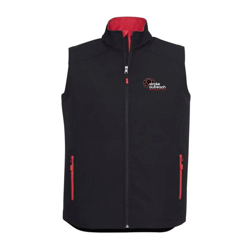Stroke Outreach Geneva Vest - Mens
