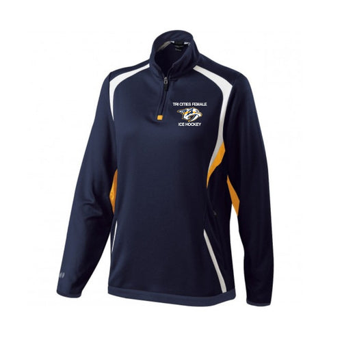 Predators 1/4 Zip Pull-Over - Mens