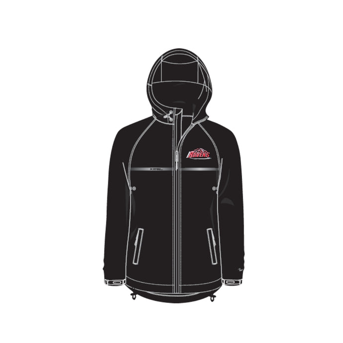 Ravens Hooded Jacket - Youth