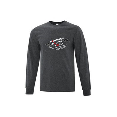 I Am Richmond Ravens Long Sleeve Tee - Youth