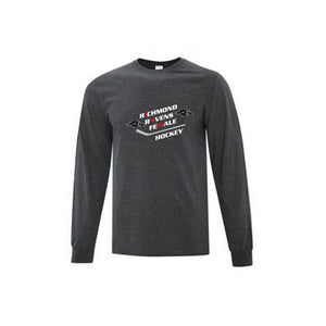 I Am Richmond Ravens Long Sleeve Tee - Adult