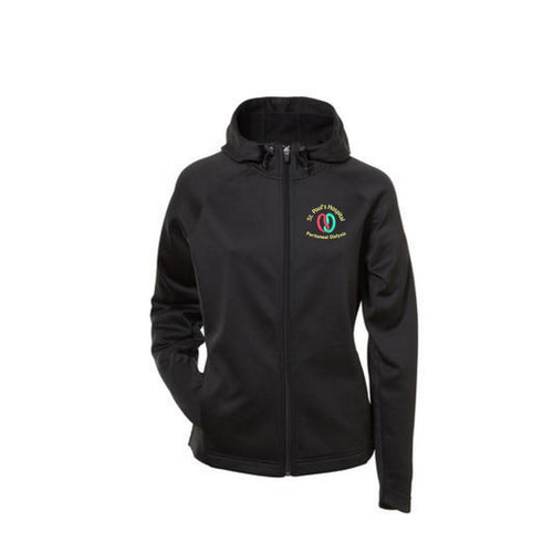 St. Paul's Peritoneal Dialysis Fleece Hooded Jacket - Ladies