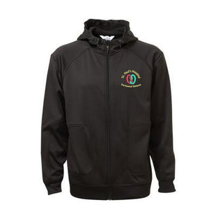 St. Paul's Peritoneal Dialysis Fleece Hooded Jacket - Mens