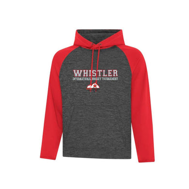 Whistler International Allstar Hockey Dynamic Hoodie - Adult