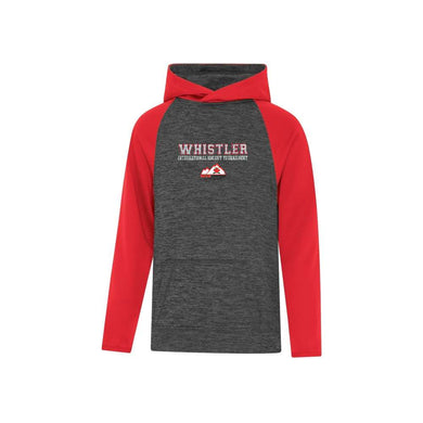 Whistler International Allstar Hockey Dynamic Hoodie - Youth