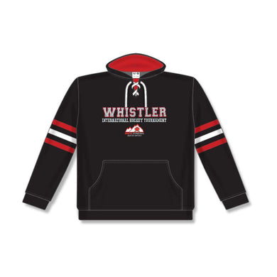 Whistler International Allstar Hockey Jersey Hoodie - Adult