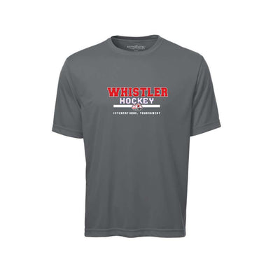 Whistler International Allstar Hockey Dryfit Tee - Adult