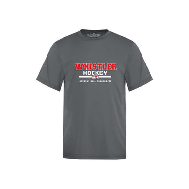 Whistler International Allstar Hockey Dryfit Tee - Youth