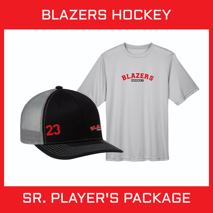 Blazers Player Package  - Senior