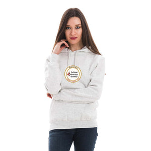 Softball Americas Road to Toyko Premium Hoodie - Gold Logo