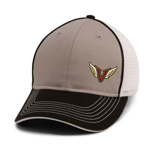 Angels Piped Mesh Hat