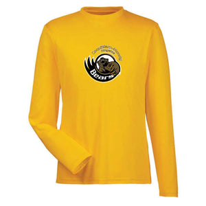Bears Dryfit Long Sleeve - Adult