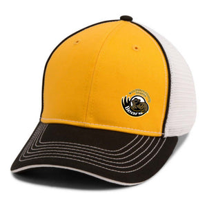 Bears Piped Mesh Hat