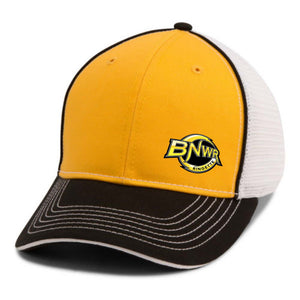BNWR Piped Mesh Hat
