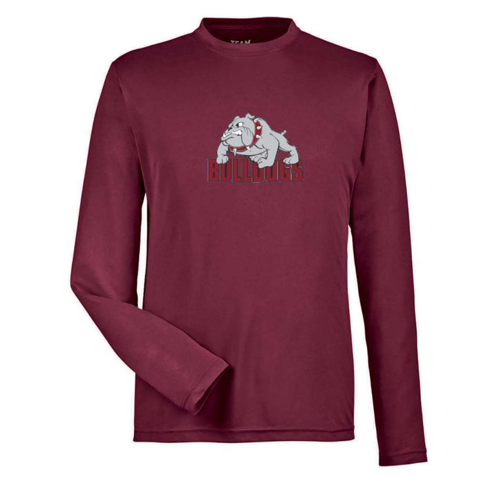 Bulldogs Dryfit Long Sleeve - Adult