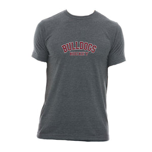 Bulldogs Twill Tee - Adult