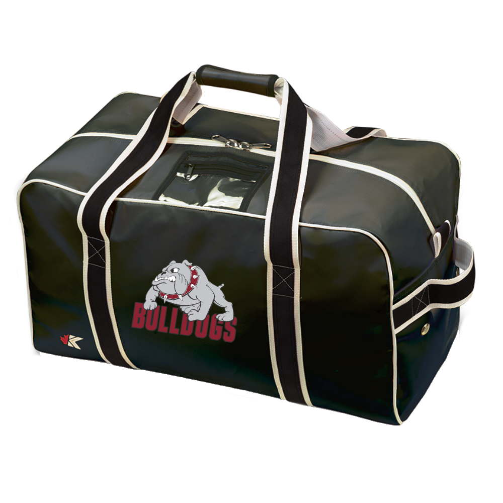 Bulldogs PVC Hockey Bag