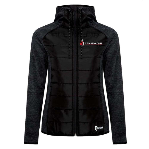 Canada Cup Softball Championship DF Jacket - Ladies