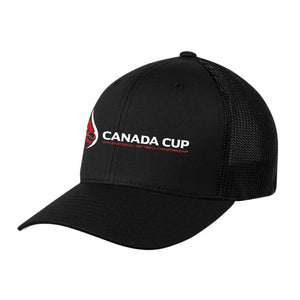 Canada Cup Softball Championship FlexFit Fitted Mesh - Adult