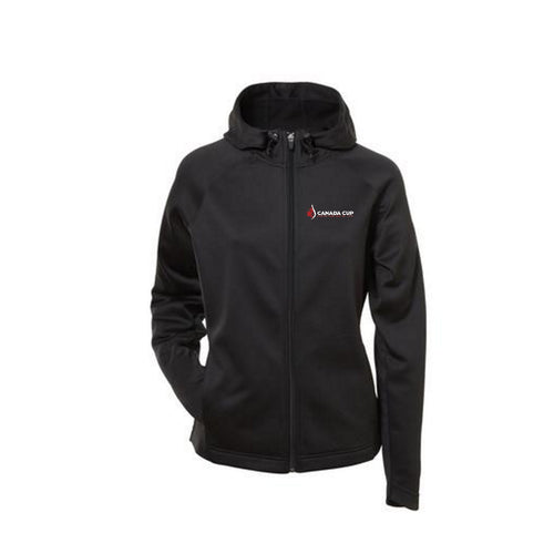 Canada Cup Fleece Hooded Jacket
