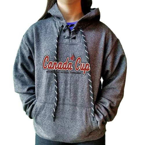Canada Cup Softball Championship Marle Hoodie - Adult